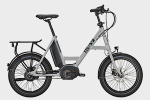 Ride it – love it! i:Sy E-Bike